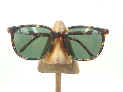 447a8b68bf Vintage Ray Ban Bausch   Lomb Style 3 W1595 Tortoise Square Sunglasses  Frames US