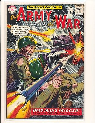 Our Army At War # 141 VG/Fine Cond.