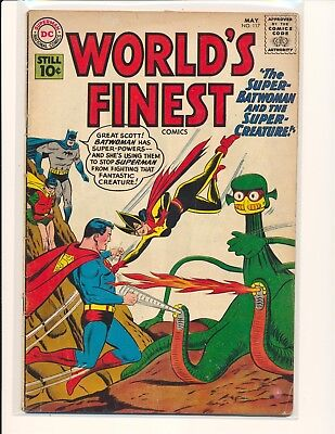 World's Finest Comics # 117 VG Cond.