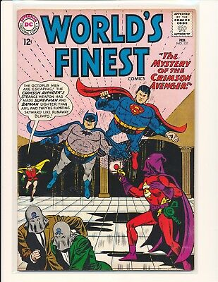World's Finest Comics # 131 VG+ Cond.
