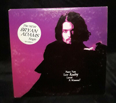 Bryan Adams ‎– Have You Ever Really Loved A Woman? (CD) Australia