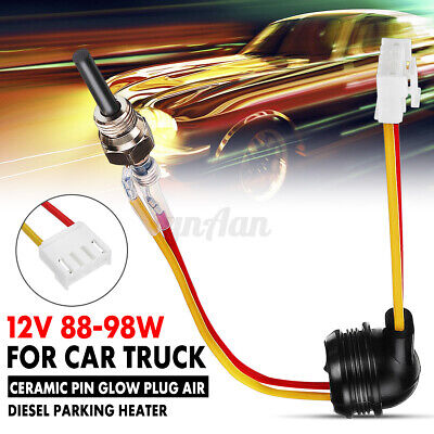 12V Ceramic Glow Plug Air Diesel Parking Heater Part For Car Truck Boat Caravan