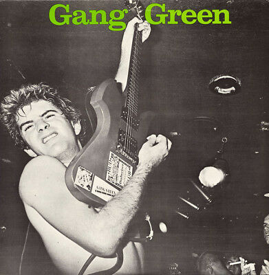 Gang Green - Another Wasted Night LP RED VINYL DRI WEHRMACHT POISON IDEA