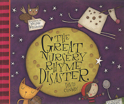 The great nursery rhyme disaster by David Conway (Paperback / softback)