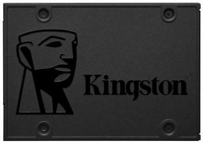 Kingston A400 120GB 2.5 SSD Solid State Drive 120GB Capacity 2.5 Form Factor