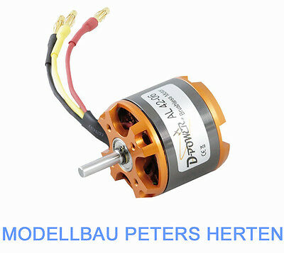 D-Power Brushless Motor AL 42-06 - 220-AL4206