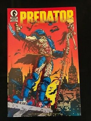 Predator #1 Comic  1st appearance Dark Horse - from Personal Collection