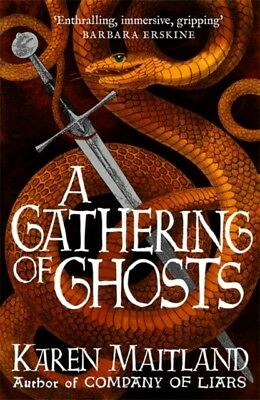 A Gathering of Ghosts by Karen Maitland  9781472235886
