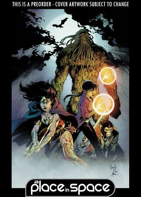 (Wk42) Justice League Dark, Vol. 2 #4B - Variant (Witching Hour) - Pre 17Th Oct