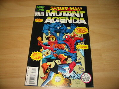 Spiderman - the Mutant  Agenda  Nr. 0        Us  Comic
