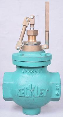 "Keckley Float Valve 2"" S2SSB77 2-77-SSC"