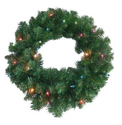 Puleo Asia  24 in. Holiday wonderland Multi Artificial Wreath