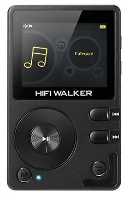 HIFI WALKER H2 High Resolution Lossless Bluetooth FLAC WAV Digital Audio...