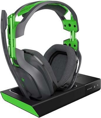 ASTRO Gaming A50 Wireless Dolby Headset - Black/Green - Xbox One + PC