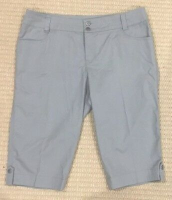 "KATHMANDU  - Ladies Grey ""EzyCare"" Casual / Outdoors Pants/Shorts  - 14"