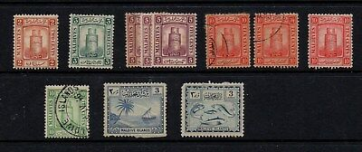 Maldives - Sellection - M/Mint/Used