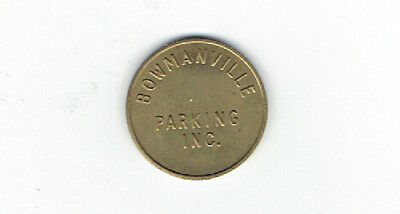 Parking Token -Bowmanville Ontario