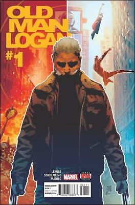 Marvel Comics - Old Man Logan #1 - 1St Printing - Cover A - Nm - March 2016