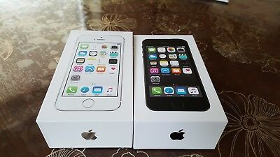 2x iPhone 5s 16gb in very good condition