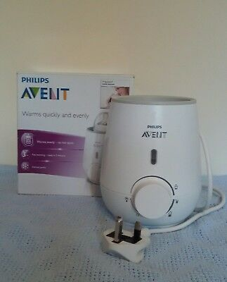 Phillips Avent Bottle Warmer Great condition
