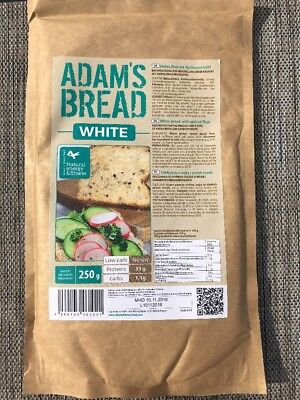 Adams Bread Low Carb Brotbackmischung White