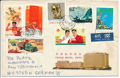 CHINA  Brief couvert letter (10)