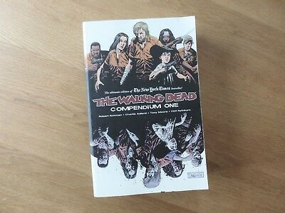 The Walking Dead Compendium Volume One - Issues 1-48 - Book by Robert Kirkman