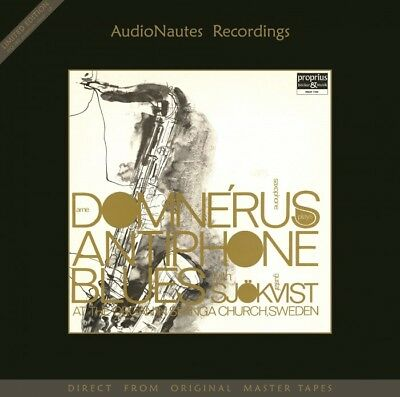 ANTIPHONE BLUES ARNE DOMNERUS AUDIO NAUTES AN-1601 2018 180g 1000 copies lim.