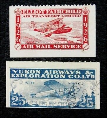 nystamps Canada Air Mail Stamp Used Rare