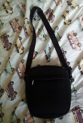Tesco insulated lunch or baby bottle carry bag with shoulder strap