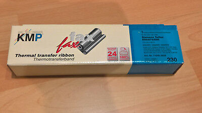 KMP Thermotransferband Thermal transfer ribbon Fax Seimens Telfax 860 870 890