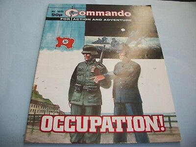 2003 Commando comic no. 3605