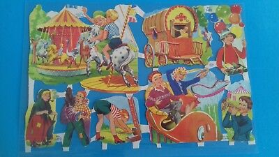 MlP Vintage scraps  babies / children  AT PLAYused no 1432