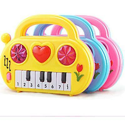 Baby Electronic Organ Musical Instrument Birthday Present Kid Wisdom Develop