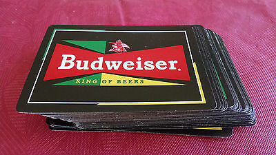 Budweiser - King Of Beers - Souvenir Playing Cards - Brewery