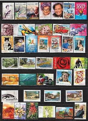 70c DOMESTIC POSTAGE SHEET FORMAT STAMPS  USED