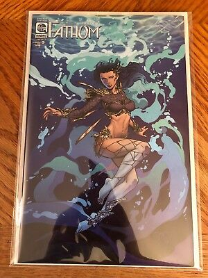 All-New Michael Turner's Fathom #3 Cover C Variant