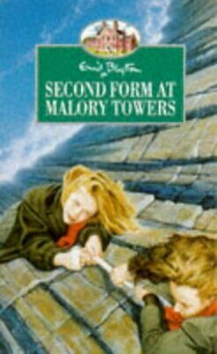 MALORY TOWERS: LAST term at Malory Towers by Enid Blyton