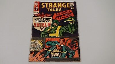 Strange Tales #135!  First Shield and Hydra!