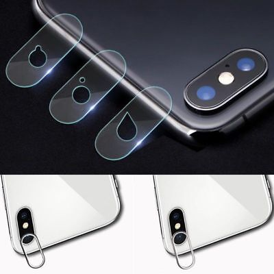 For iPhone XS MAX/XR /XS/ 8P/7P Back Camera Lens Screen Protector Tempered Glass