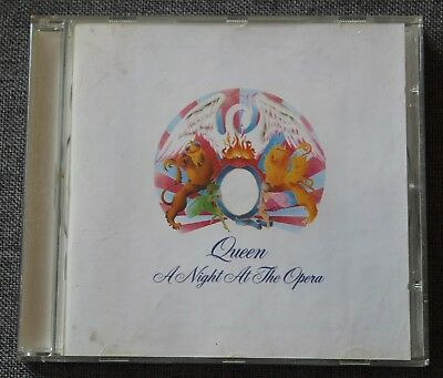 Queen, a night at the opera, CD