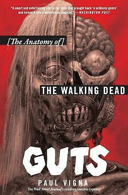 Guts by Paul Vigna Paperback Book Free Shipping!