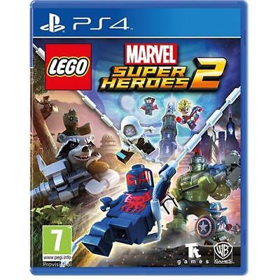 LEGO Marvel Superheroes 2 PS4 - Game for Sony PlayStation 4 NEW