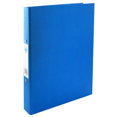 A4 Blue Ring Binder File, Stationery, Brand New