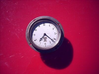 Vintage Smiths Car Clock Not Working For Spares/repairs As Photos