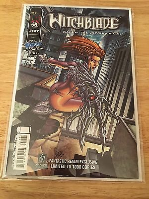 Witchblade #127 Wizard World Philly Fantastic Realm Exclusive Limited Edition