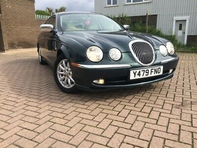 Jaguar S-Type 2001 3.0 v6 SE