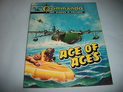 1983  Commando comic no. 1715