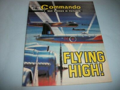 1983  Commando comic no. 1717