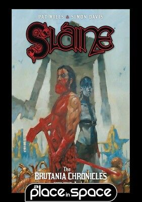 Slaine Brutania Chronicles Vol 04 - Hardcover